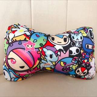 Jujube inspired iconic 2.0 headrest