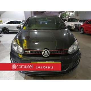 Volkswagen Golf GTI 2.0 Auto TSI DSG