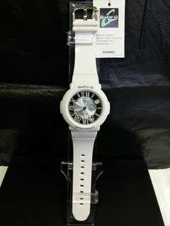 "BGA-160-7B1卡西歐品牌手錶""Casio""""Baby-G""日本機芯一年保養"