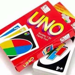 UNO Fun Cards Game