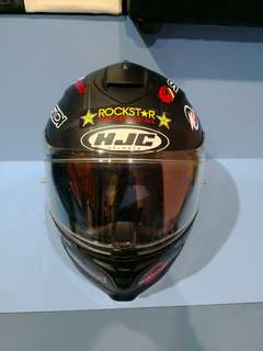 HJC IS 17 Full Face Helmet