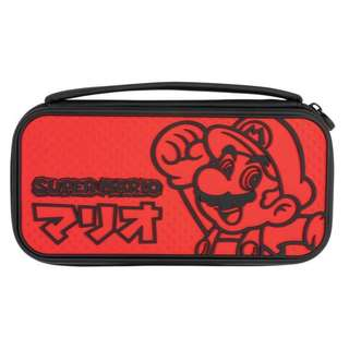 (Brand New) PDP Deluxe Console Case - Mario Kana Edition