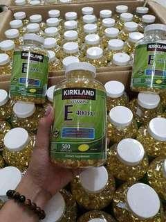 Kirkland Vitamin E 400 IU