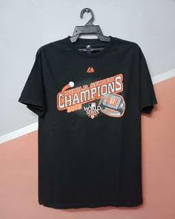 Tshirt majestic mlb san francisco giants