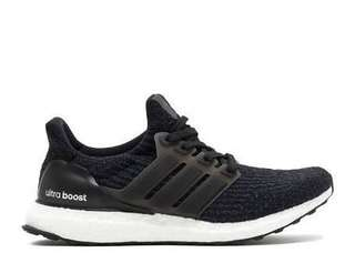Black 4.0 Ultraboost