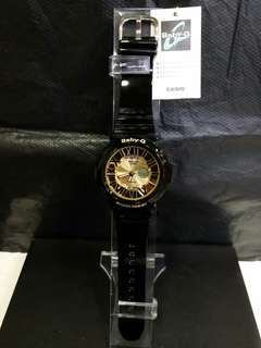 "BGA-160-1B卡西歐品牌手錶""Casio""""Baby-G""日本機芯一年保養"