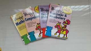 K2 to Pri 1 Preparatory Assessment Books