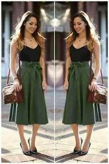 Terno Skirt Long