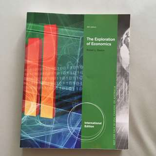 The Exploration of Economics 6th Edition