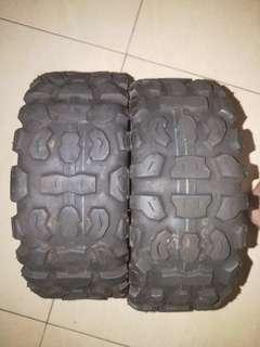 """11"""" off road tires"""