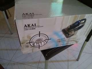 Akai雅佳UV紫外光除蟎吸塵器