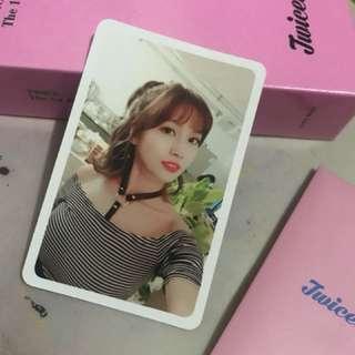 [Swap] Momo Photocard Twicetagram Likey