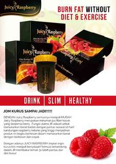 Slimming juice Raspberry