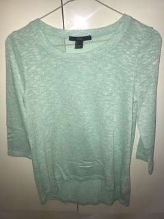 forever 21 xxi top sweater
