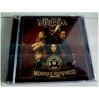 The Black Eyed Peas CD Monkey Business