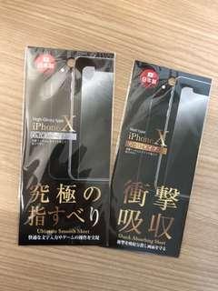 iPhone X 螢幕貼 日本製