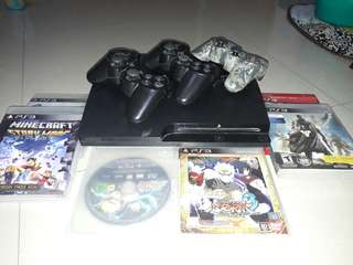 Ps3 slim for sale or swap