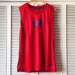 Nike Men's Red CP3 Shirt
