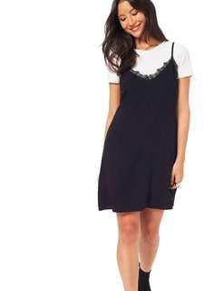 Miss Selfridge 2 in 1 dress