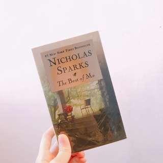 Nicholas Sparks: Best of Me
