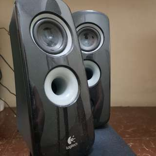 2.1 Logitec Speaker and Subwoofer