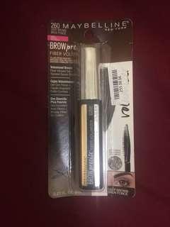 Maybelline brow precise fiber voluminizer