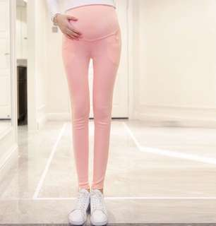 Maternity Candy Colour Pants