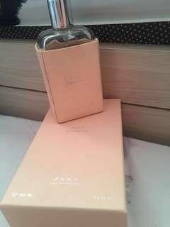 Zara Nude Bouquet Parfume