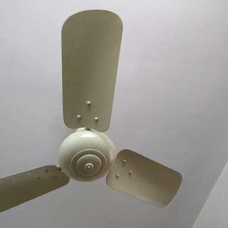 Antique Usha small type ceiling fan
