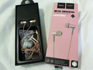 Hoco Universal Earphones