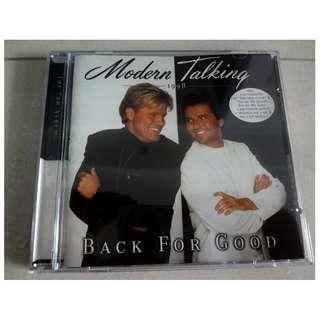 Modern Talking CD Back For Good