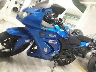 Kawasaki Ninja 250RR