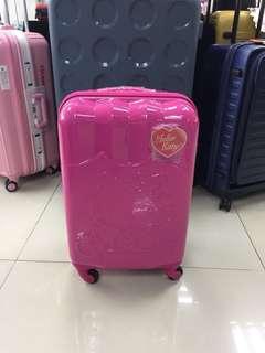阿豪 新鮮到著 Hello Kitty 日本版 可攜帶上機 19吋 行李節