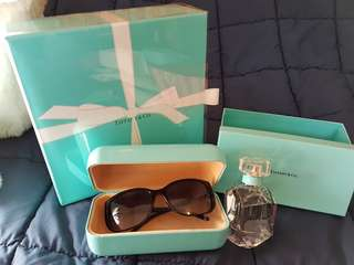 Authentic Tiffany &Co sunglass