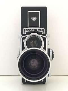 Mini Digi AF5 Rolleiflex with Convertor