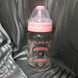 Simba Glass 180ml feeding bottle
