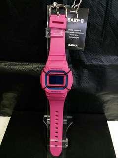 """BGD-501-4卡西歐品牌手錶""""Casio""""""""Baby-G""""日本機芯一年保養"""