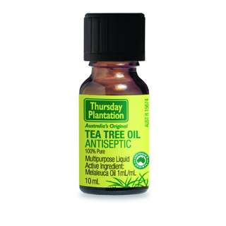 🚚 [10ml][FREE MAIL]Thursday Plantation Tea Tree Oil