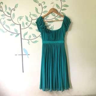 Green Semi Formal Dress