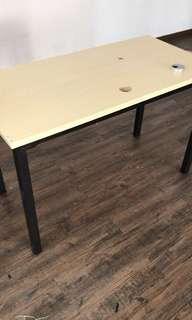 Office table 120x60cm