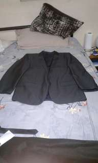 G2000 suit and pant charcoal grey