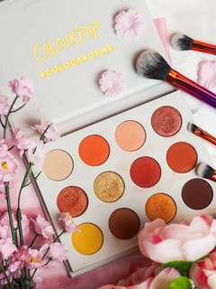 PO COLOURPOP PALETTE