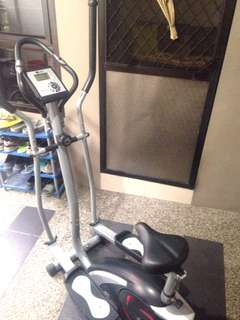 Core Fitness Stationary Bike (Upper and Lower Extremities)