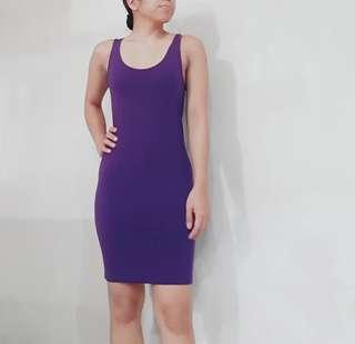 Forever 21 Violet Tank Top Dress