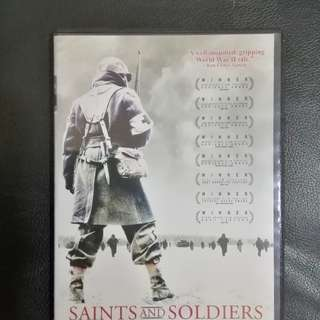 Saints and Soldiers DVD(包郵)