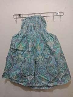 Mini dress batik (bisa jadi rok)