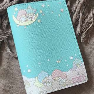 🚚 CUSTOM PASSPORT HOLDER little twin stars sanrio