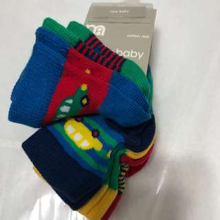 5 pairs of Baby Socks - BNWT