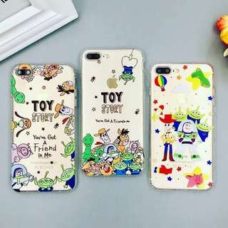 iPhone Case 7/8/X 反斗奇兵電話殼 手機殼