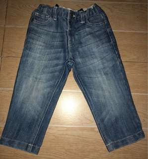 Gingersnaps maong jeans pants 24m